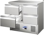 4 Drawers Fancooling Chef Bases